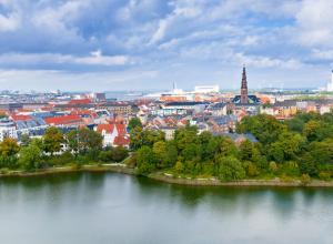 Копенгаген удостоилась звания «Европейский город 2017 года»