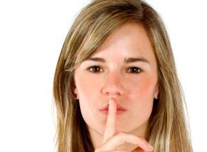 Счастливый брак держится на секретах?