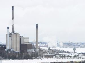 Столица Швеции пережила самый снежный ноябрьский день за 111 лет