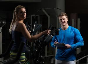 Ученые: спортзал помогает похудеть не всем