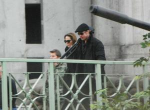 Джоли и Питт наймут частного судью, который их разведет