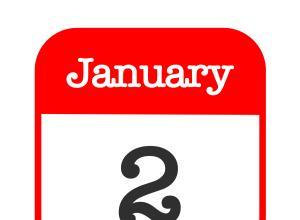 Календарь знаменательных дат Скандинавии - 2-ое января