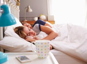 Cовместный сон может стать причиной развода