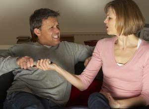 Как прекратить ссору с любимым человеком?