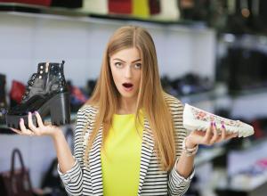 Ученые: по обуви можно определить характер человека