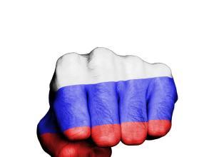 Дай пьяному русскому волю - он и самолёт разнесёт (ВИДЕО)