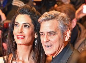 Амаль и Джордж Клуни подтвердили, что ждут двойню