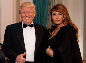 Мелания Трамп будет работать в огороде Мишель Обамы