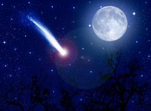 Названы сроки падения Луны на Землю