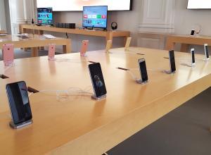 Сотрудникам больницы в Китае запретили покупать iPhone 7