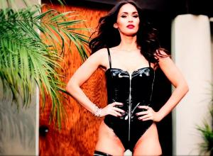 Меган Фокс снялась в сексуальной фотосессии нижнего белья (ВИДЕО)