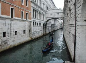 Названа дата, когда Венеция уйдет под воду