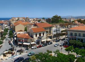 Греция поставила новый рекорд Европы: на острове Крит – 45,9 градуса по Цельсию