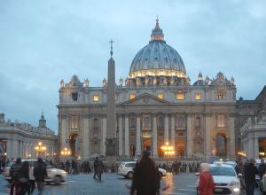Засуха в Италии: Ватикан выключает фонтаны в знак солидарности с народом