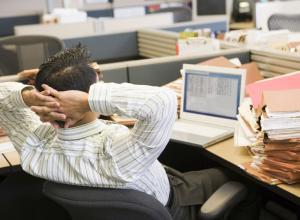 40-часовая рабочая неделя вредит организму