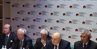 Вячеслав Кантор представил программу:  «Обеспечение прорыва в области ядерного разоружения»
