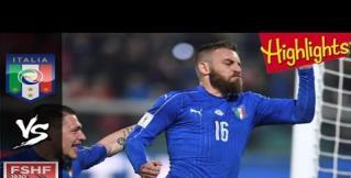 В 1000-м матче Буффона итальянцы победили сборную Албании