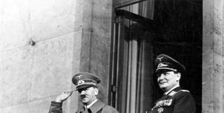 Скандал в Нидерландах: Адольф Гитлер «украсил» книжку-раскраску
