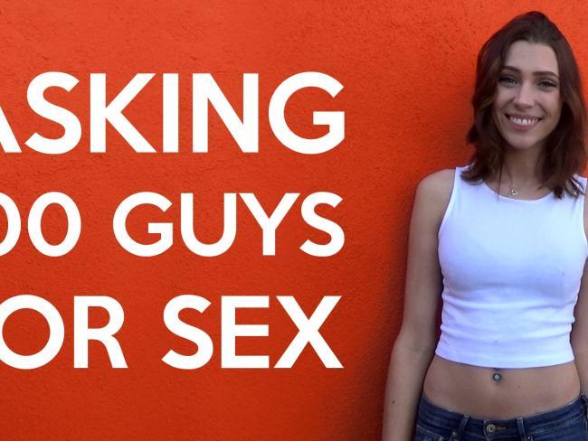 Как мужчины реагируют на предложение секса от незнакомки: эксперимент (ВИДЕО)