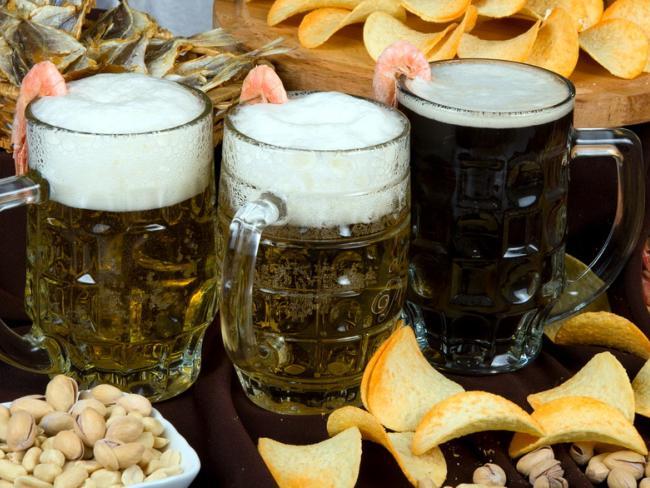 Какие напитки и продукты вредят мужскому здоровью