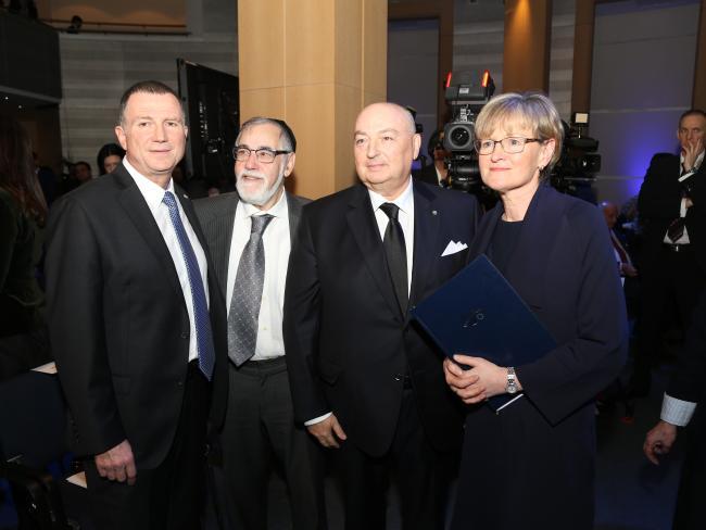 Президент ЕЕК предупредил: С угасанием памяти о Холокосте Европа теряет иммунитет против антисемитизма