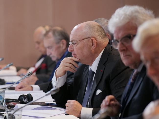 Президент Люксембургского форума Вячеслав Кантор предупредил об опасности создания Ираном ядерного оружия