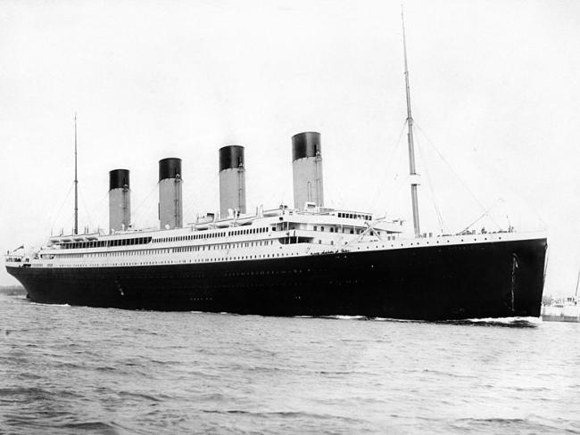 Названа новая версия крушения Титаника