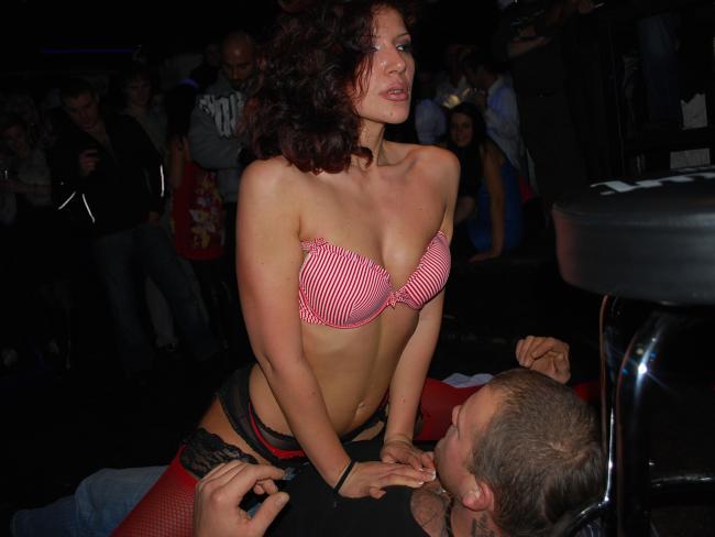 Репортаж: Стрип-клубы и проституция в Стокгольме
