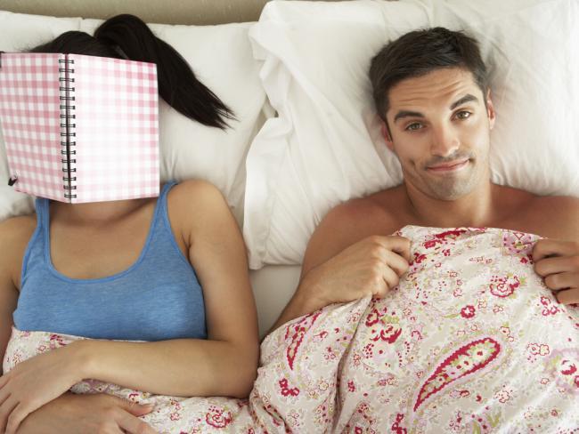 Что делать, если отношения отличные, а постель — нет