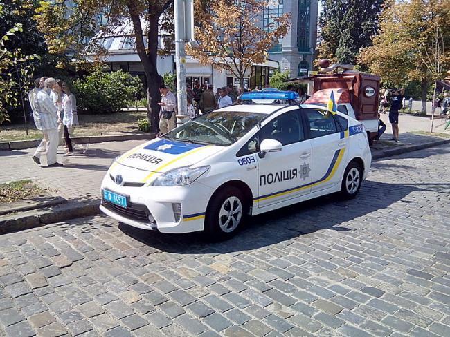 В центре Киева прогремел взрыв: ранены два человека