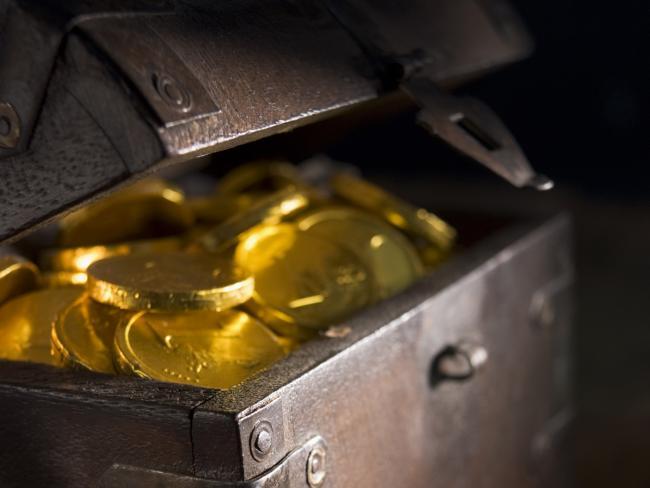 Британские ученые обнаружили корабль с золотом нацистов на сумму 100 млн фунтов