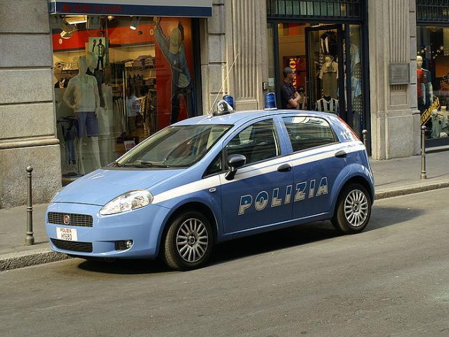 В итальянском городе Сиена африканец напал с ножом на водителя автобуса