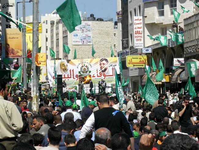 Заместитель мэра Мадрида провел мероприятие в честь террористов ХАМАС