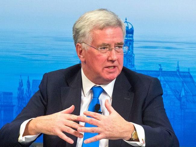 Министр обороны Великобритании оставляет за собой право на использование ядерного оружия