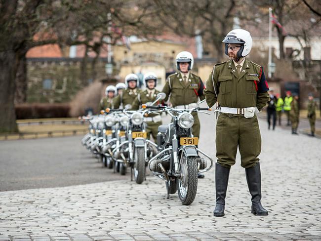 Норвегия повышает уровень опасности: это была бомба
