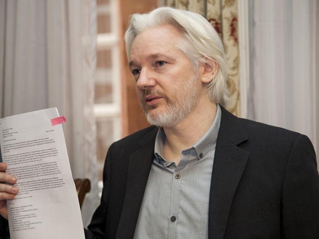 Прокуратура Швеции сняла обвинения с основателя WikiLeaks Джулиана Ассанжа