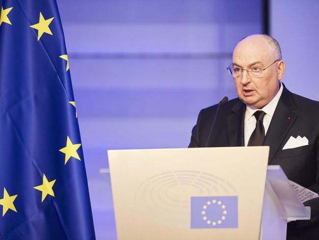 Вячеслав Моше Кантор призвал Европарламент принять определение антисемитизма