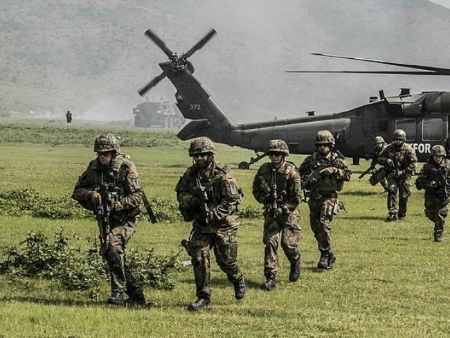 Афганца уволили из Бундесвера за отрицание Израиля
