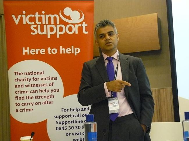 Мэр Лондона сообщил, что учится у израильтян бороться с террором