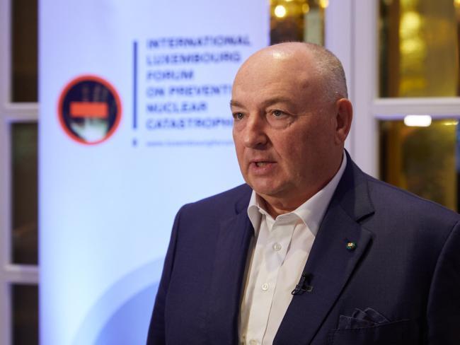 Конференция Люксембургского форума по предотвращению ядерной катастрофы: «Контроль над вооружениями: бремя перемен»