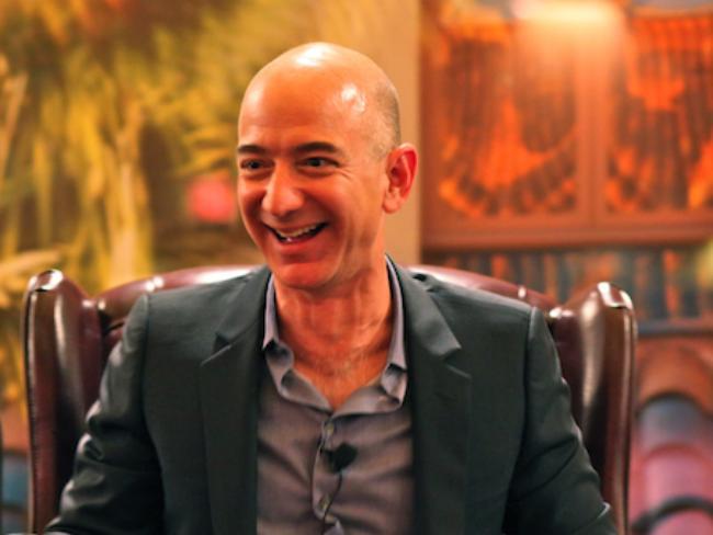 Основатель Amazon Джефф Безос признан самым богатым человеком в мире