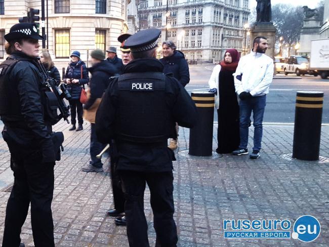 По Европе прокатилась волна ножевых терактов