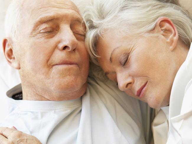 Исследование: с выходом на пенсию появляется больше времени для половой жизни