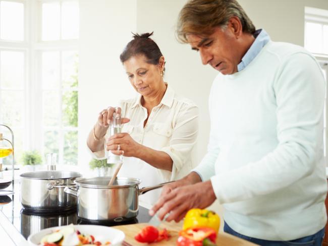 Продолжительность жизни зависит от семейного статуса