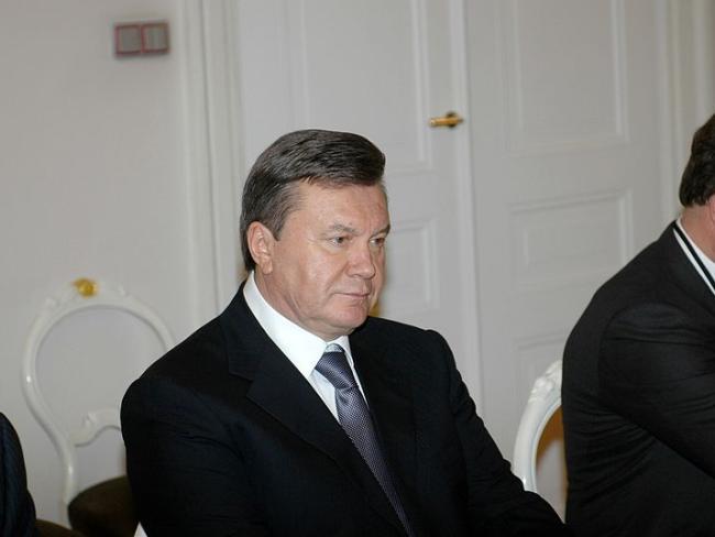 Генпрокуратура Украины предъявила Януковичу обвинения в госперевороте в 2010 году